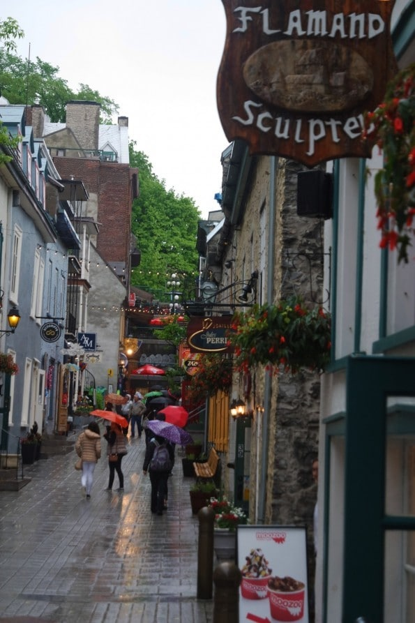 How to Spend 24 hours in Québec City