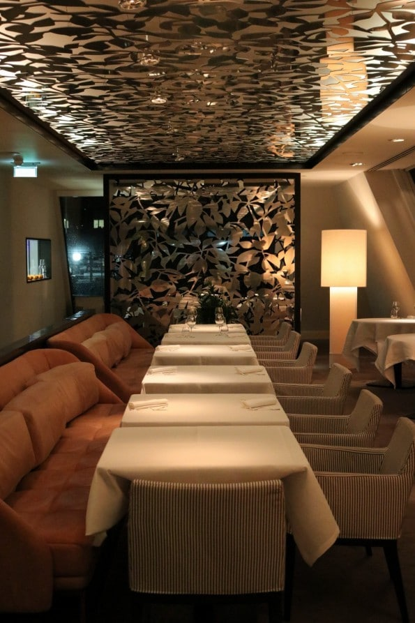 National Seafood Week at Angler; Restaurant Review