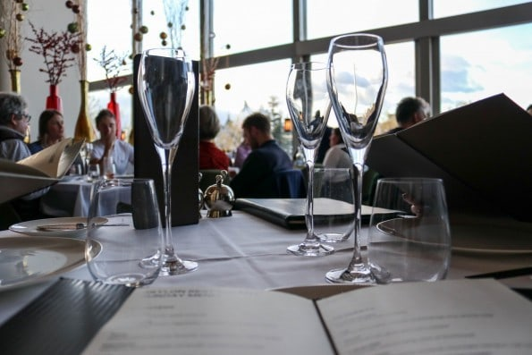A Sparkling Sunday Brunch at Skylon Restaurant; A Review