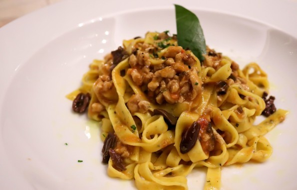 Italian Alpine Cooking at Al Camin, Cortina; A Review