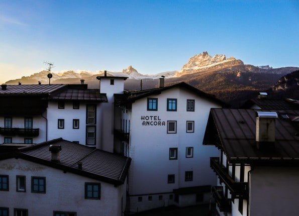 A Fashionable Stay at the Hotel Ambra Cortina; A Review