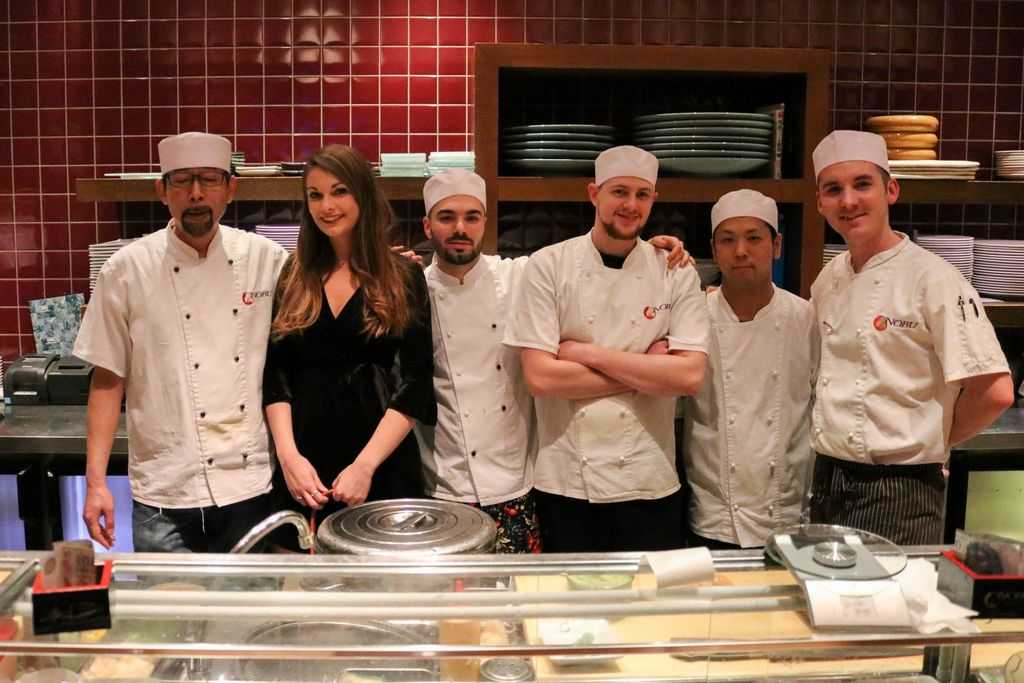 Luxury dining at NOBU Budapest & Four Seasons Gresham Palace