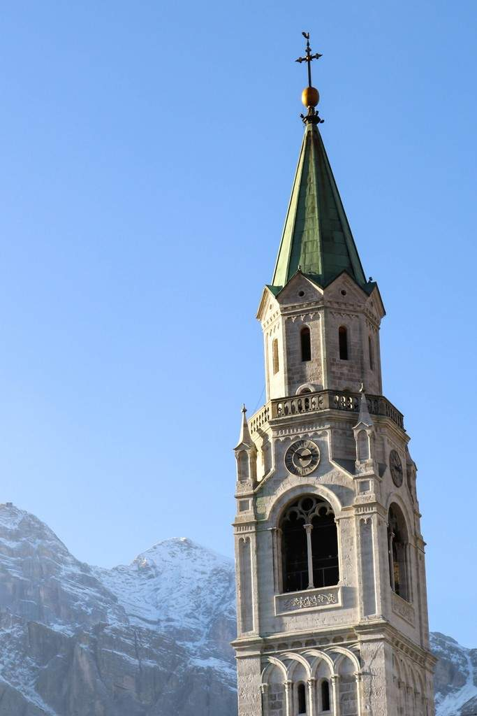 Cortina d'Ampezzo; the Essence of Luxury in the Italian Alps