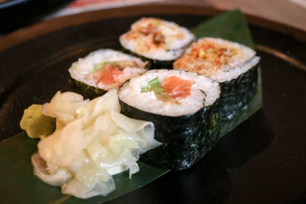 Bottomless Sushi Brunch at Tootoomoo Islington; A Review