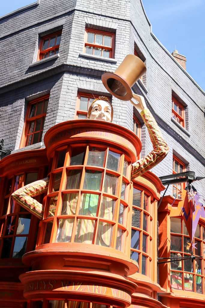 In Pictures; The Wizarding World of Harry Potter