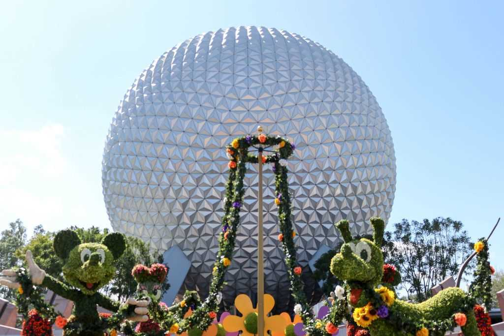 In Pictures; Epcot Flower and Garden Festival