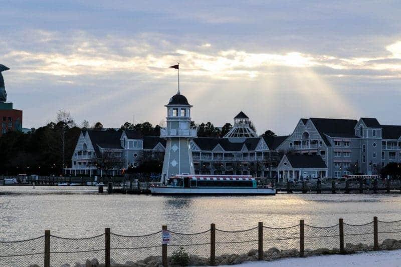 Enchanting Nights at Walt Disney World Resorts