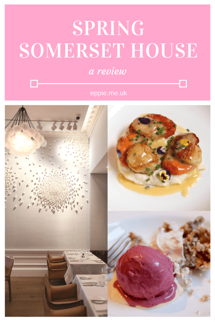 Tom S Kitchen Somerset House Review