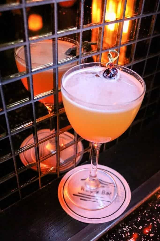 Cocktails, Pizza and Jazz at Ray's Bar, Dalston; A Review