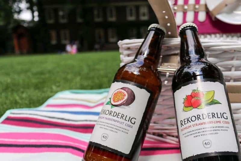 The Start of Summer with Rekorderlig Cider | Fashion Giveaway
