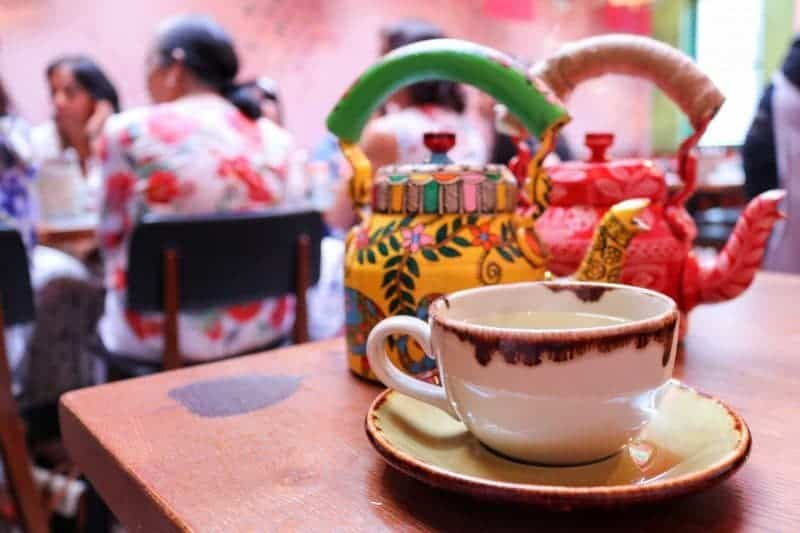 Trader's High Tea at Cinnamon Bazaar; A Review