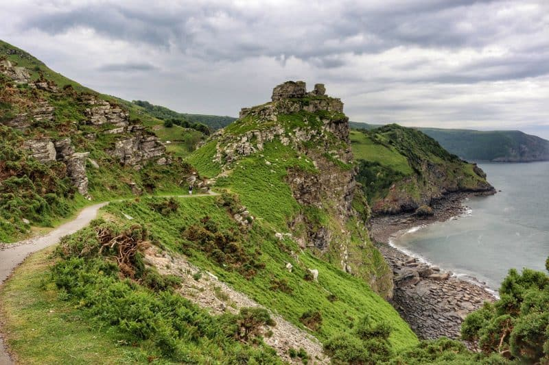 Exploring Exmoor National Park; The Heritage Coastline