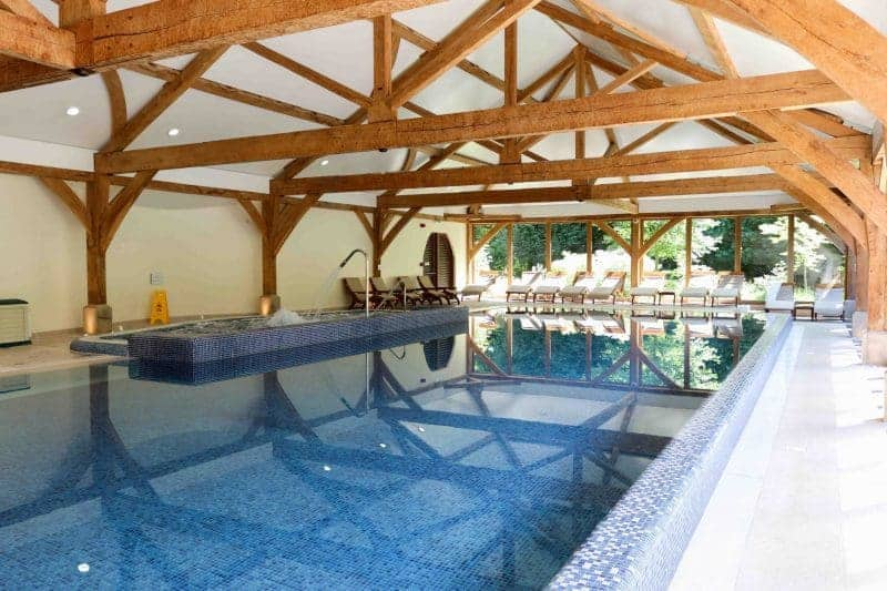 Eppie a luxurious staycation at luton hoo hotel spa for Hotels in luton with swimming pool