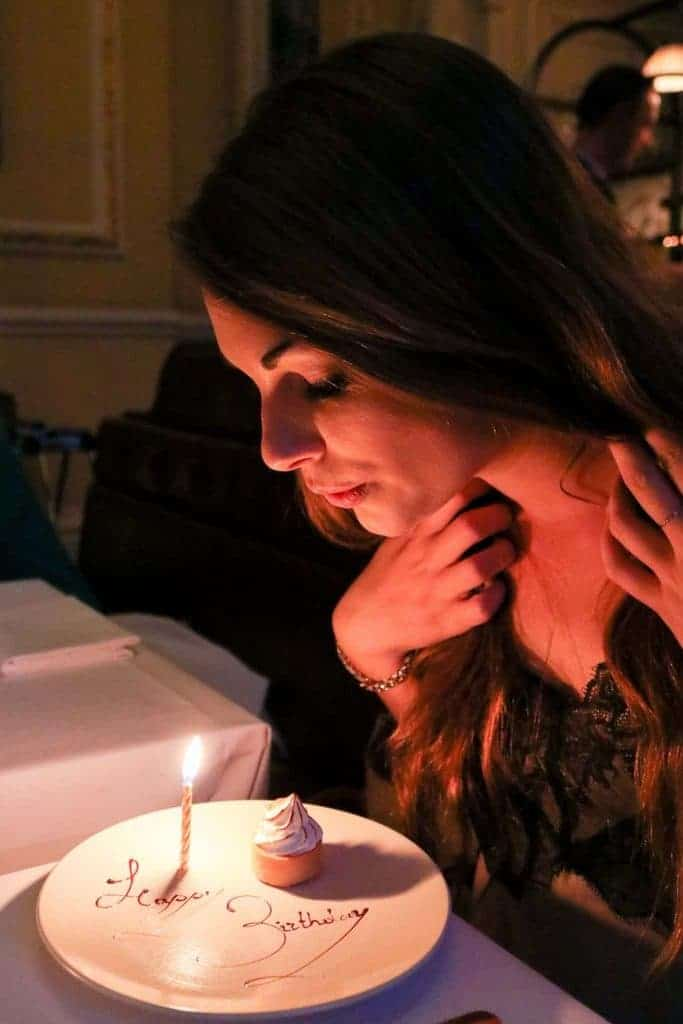 Celebrating my 25th Birthday… As a Foodie