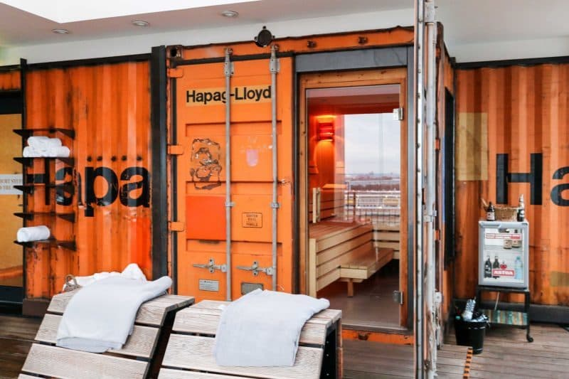 eppie a review of the 25hours hotel hamburg hafencity. Black Bedroom Furniture Sets. Home Design Ideas