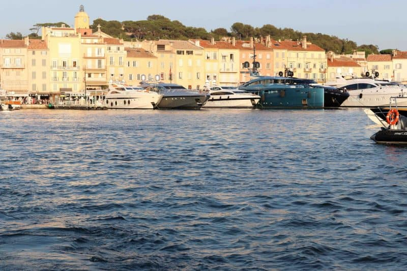 St Tropez; Not Just a Rich Man's Land