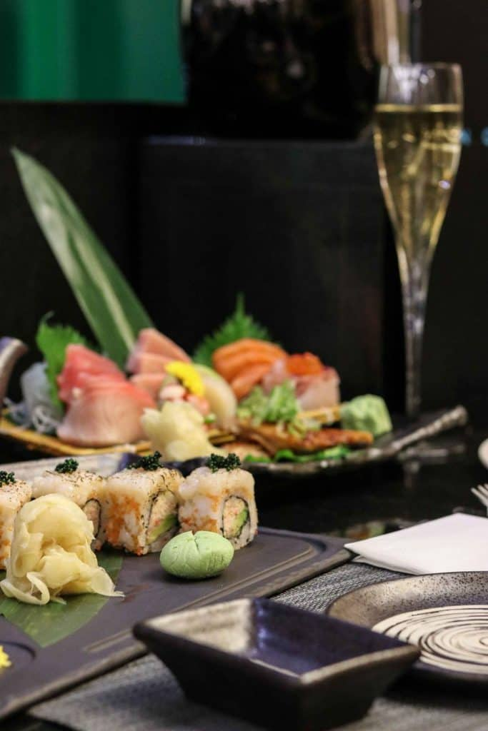 Sumptuous Sushi at Pan Chai, Harrods; A Review