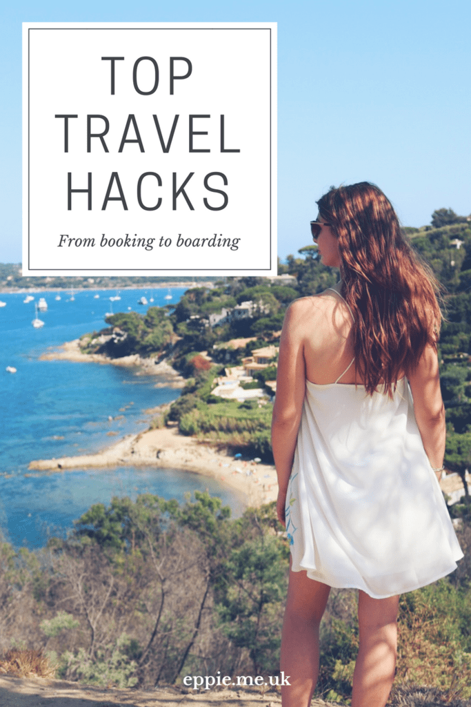 My Travel Hacks and Habits; From Booking to Boarding